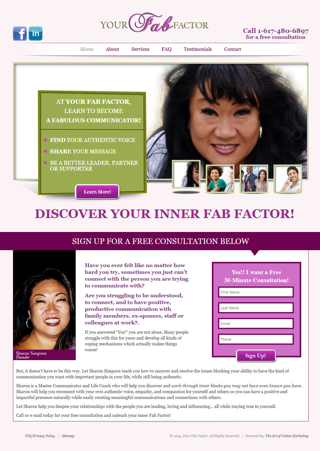 Your Fab Factor