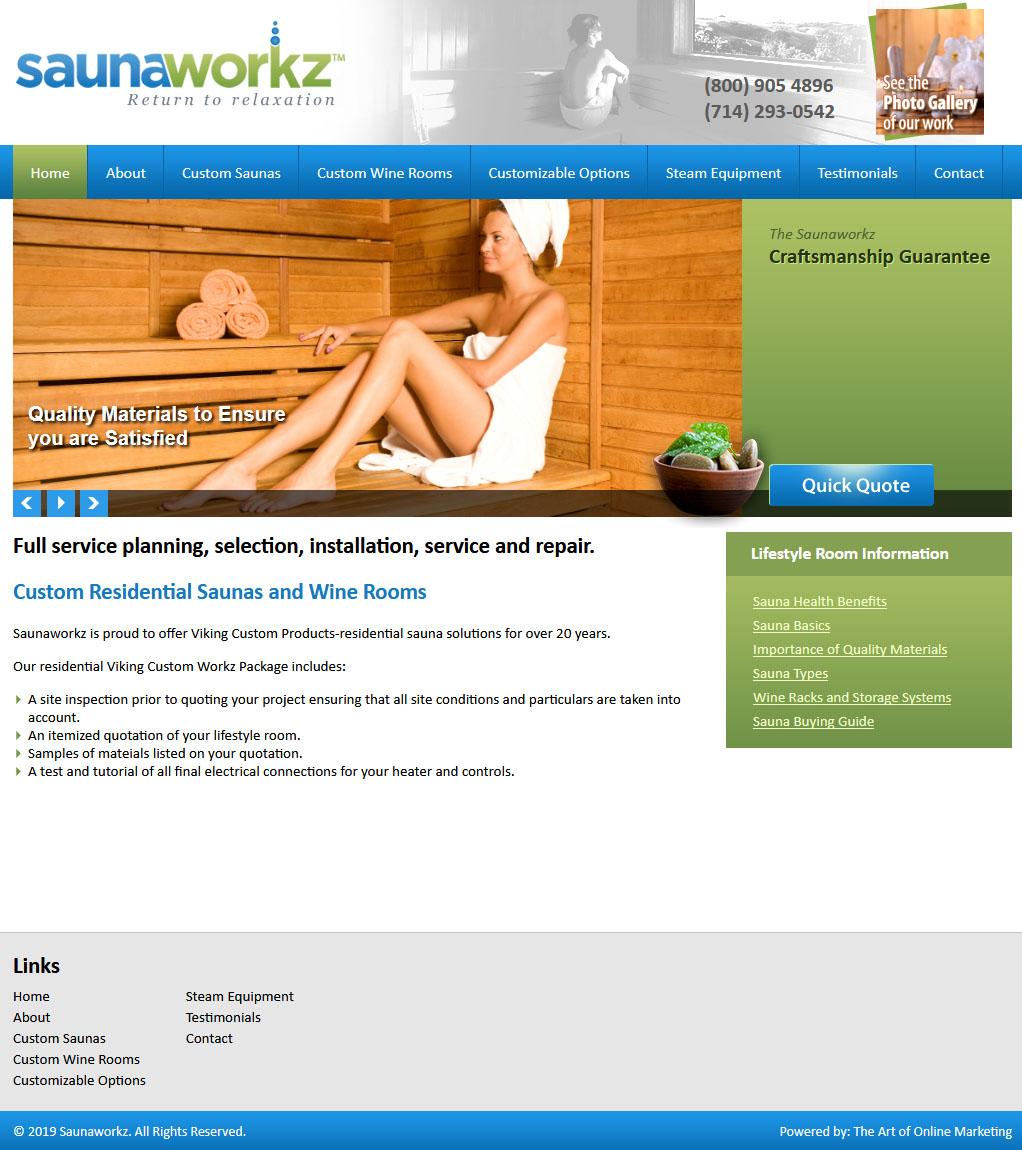 Sauna Workz