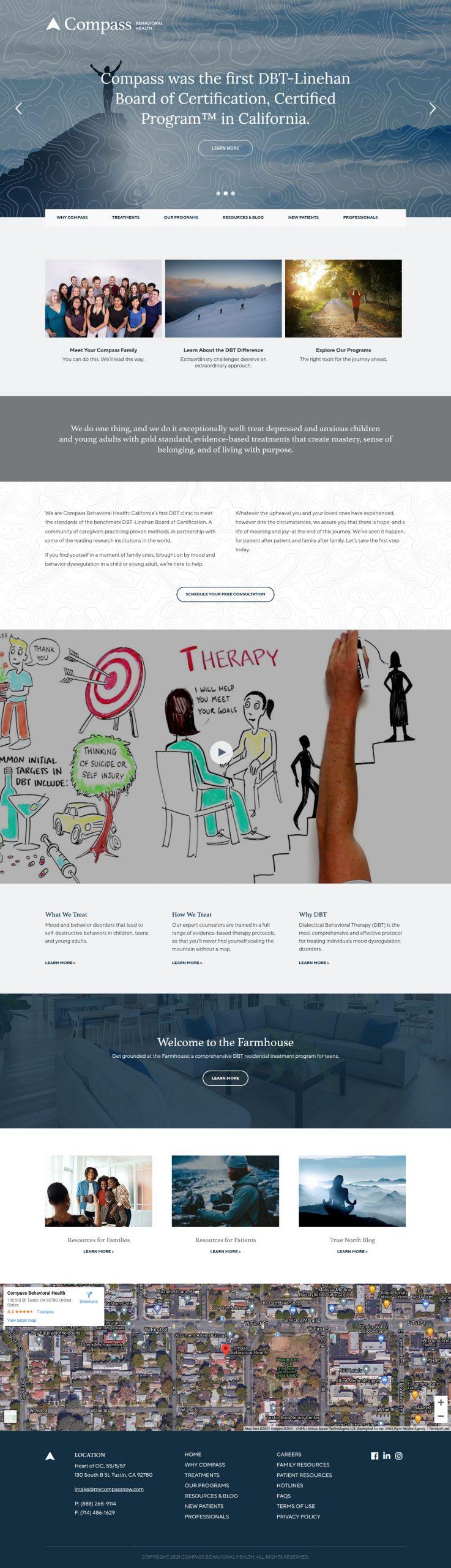 Compass Behavioral Health